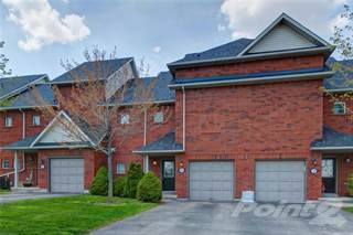Townhouse for rent in 100 BEDDOE Drive 40, Hamilton, Ontario