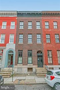 Residential Property for sale in 1404 MCCULLOH ST, Baltimore City, MD, 21217