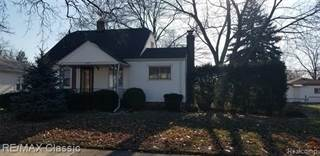 Single Family for rent in 8640 HARDING, Center Line, MI, 48015