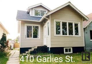 Single Family for sale in 410 Garlies ST, Winnipeg, Manitoba, R2W4B8