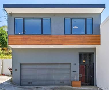 Residential for sale in 53 Martha Avenue, San Francisco, CA, 94131