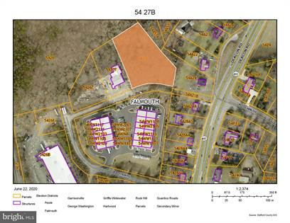 Lots And Land for sale in UNKNOWN, Falmouth, VA, 22405