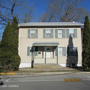 Residential Property for sale in 64 BROWN Street, Lewisburg, PA, 17837