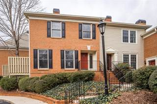 Townhouse for sale in 73 Mount Vernon Circle, Sandy Springs, GA, 30338