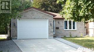 Single Family for sale in 211 LILLIAN Crescent, Barrie, Ontario, L4N5Y5