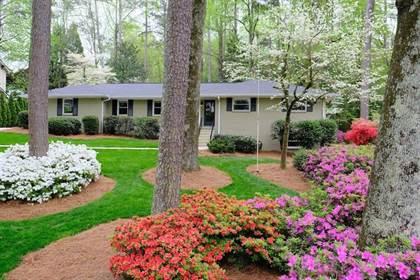 Residential Property for sale in 1987 Silvastone Drive NE, Atlanta, GA, 30345