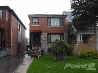 Residential Property For Sale In 137 Evelyn Ave Toronto Ontario