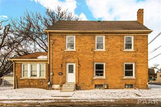 Multi-family Home for sale in 2215 N WISCONSIN Avenue, Peoria, IL, 61603