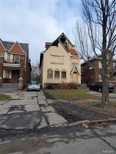 Residential Property for sale in 4218 CORTLAND Street, Detroit, MI, 48204