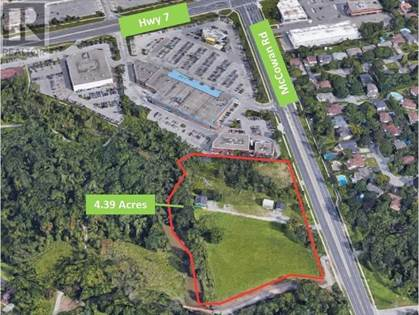 Vacant Land for sale in 8272* MCCOWAN RD, Markham, Ontario, L4B3N9