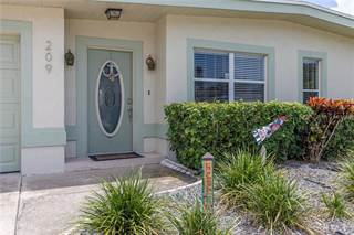 Single Family for sale in 209 W CANAL DRIVE, Palm Harbor, FL, 34684