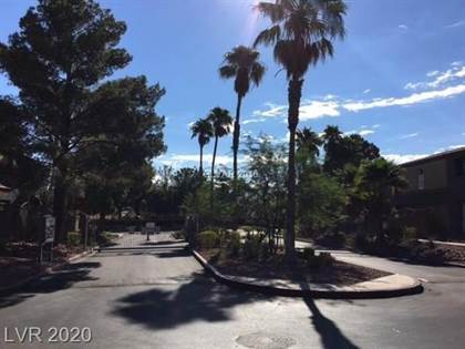 Residential Property for sale in 3151 Soaring Gulls Drive 1034, Las Vegas, NV, 89128