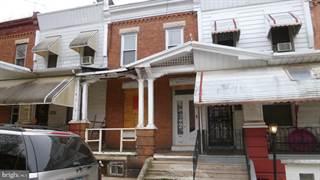 Townhouse for sale in 3322 N SMEDLEY STREET, Philadelphia, PA, 19140