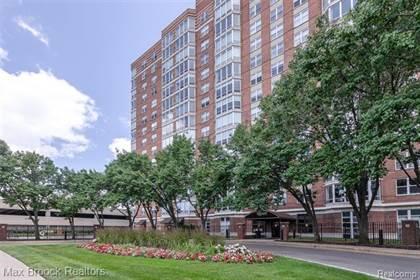 Residential Property for sale in 250 E HARBORTOWN Drive 302, Detroit, MI, 48207