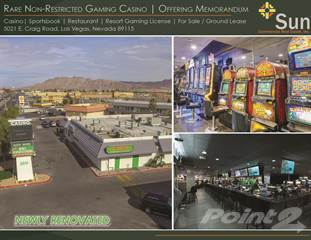 Retail Property for sale in 5021 East Craig Road, Las Vegas, NV, 89115