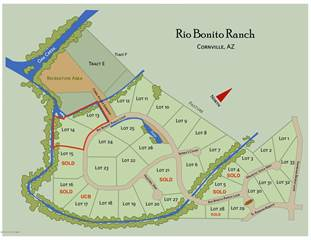 Land for sale in 310 S Bonito Ranch Loop, Cornville, AZ, 86325