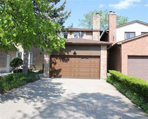 Residential Property for sale in 122 Larksmere Crt, Markham, Ontario, L3R3R1