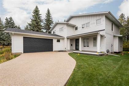 Single Family for sale in 24 Quesnell CR NW NW, Edmonton, Alberta, T5R5N9