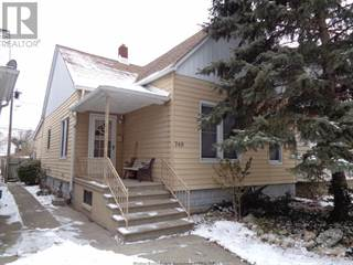 Single Family for sale in 749 BRUCE, Windsor, Ontario