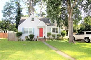 Single Family for sale in 1544 OHIO Avenue, Virginia Beach, VA, 23454