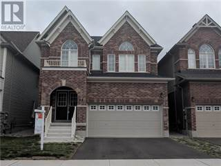 Single Family for rent in 27 KNOTTY PINE Avenue, Cambridge, Ontario, N3H0B8