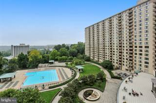Condo for sale in 5225 POOKS HILL ROAD 815N, Bethesda, MD, 20814