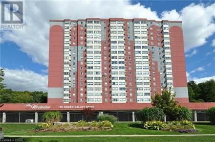 Single Family for sale in 55 GREEN VALLEY Drive Unit 1803, Kitchener, Ontario, N2P1Z6