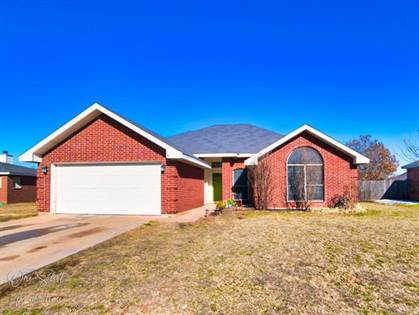 Residential Property for sale in 7541 Thompson Parkway, Abilene, TX, 79606