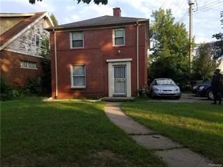 Single Family for sale in 10930 WILSHIRE Drive, Detroit, MI, 48213