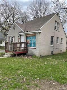 Residential Property for sale in 601 ALAMEDA Street, Detroit, MI, 48203