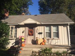 Single Family for rent in 585 ROTH Boulevard, Clawson, MI, 48017
