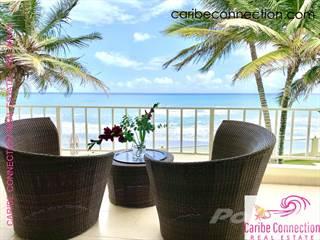 Condo for sale in Spectacular Ocean Front 2-BDR apartment for sale in Cabarete, Cabarete, Puerto Plata