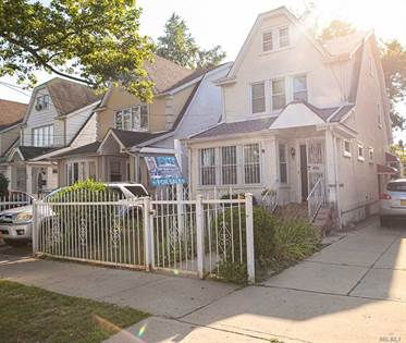 Multifamily for sale in 116-04 Newburgh St, Queens, NY, 11412