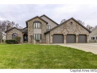 Single Family for sale in 809 WOOD POINTE DR, Springfield, IL, 62702