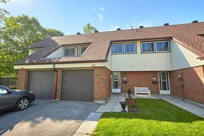 Condominium for sale in 28 Donald St 25, Barrie, Ontario, L4N4S6