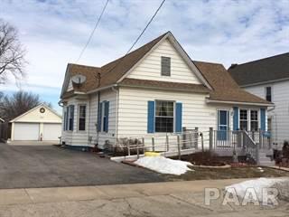 Single Family for sale in 635 E ASH Street, Canton, IL, 61520