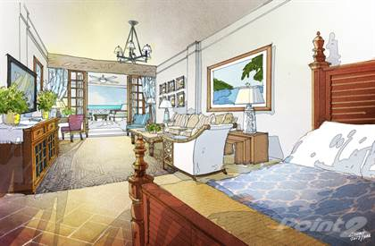 Condominium for sale in Ambergis Caye 2nd floor Ocean-front Prince Studio - at the Marriott Residences, Ambergris Caye, Belize