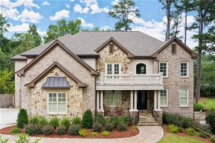 Residential Property for sale in 6552 Long Acres Drive, Atlanta, GA, 30328