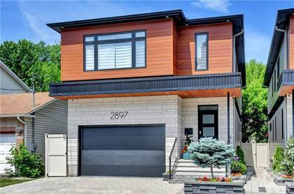Residential Property for sale in 2897 AHEARN AVE, Ottawa, Ottawa, Ontario, K2B 7A1