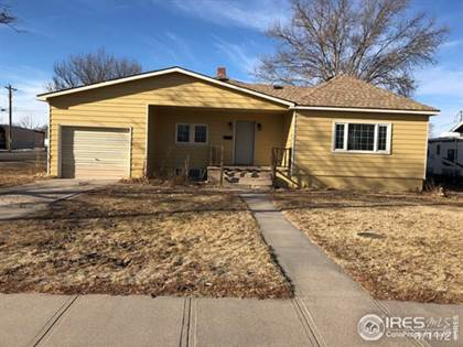 Residential Property for sale in 200 E 6th St, Julesburg, CO, 80737