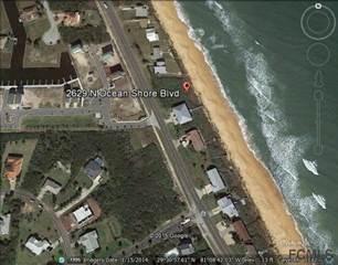Land for sale in 2629 N Ocean Shore Blvd, Flagler Beach, FL, 32136