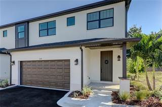 Townhouse for sale in 1110 STEVENSON AVENUE 1, Clearwater, FL, 33755