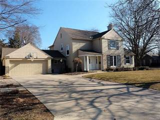 Single Family for sale in 790 S OXFORD Road, Grosse Pointe Woods, MI, 48236