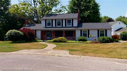 Residential for sale in 1251 Queens Drive, Oxford Township, MI, 48371