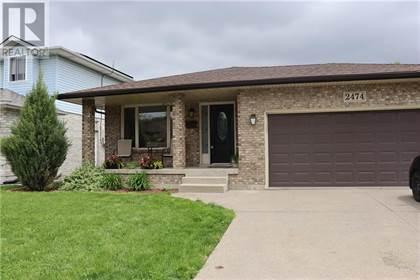 Single Family for sale in 2474 OLIVE Road, Windsor, Ontario, N8T3N4