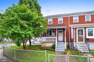 Townhouse for sale in 8555 KAVANAGH ROAD, Dundalk, MD, 21222