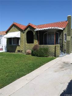 Residential for sale in 1839 W 65th Place, Los Angeles, CA, 90047