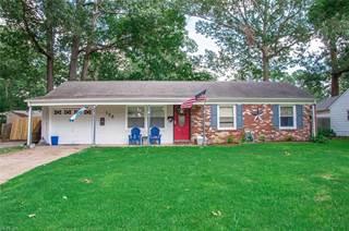 Single Family for sale in 128 Yaqui Street, Virginia Beach, VA, 23462