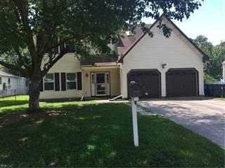 Single Family for sale in 233 Neoma Drive, Norfolk, VA, 23503