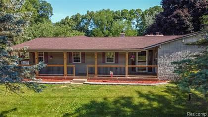 Residential Property for sale in 12169 JEFFERS Lane, Fenton, MI, 48430